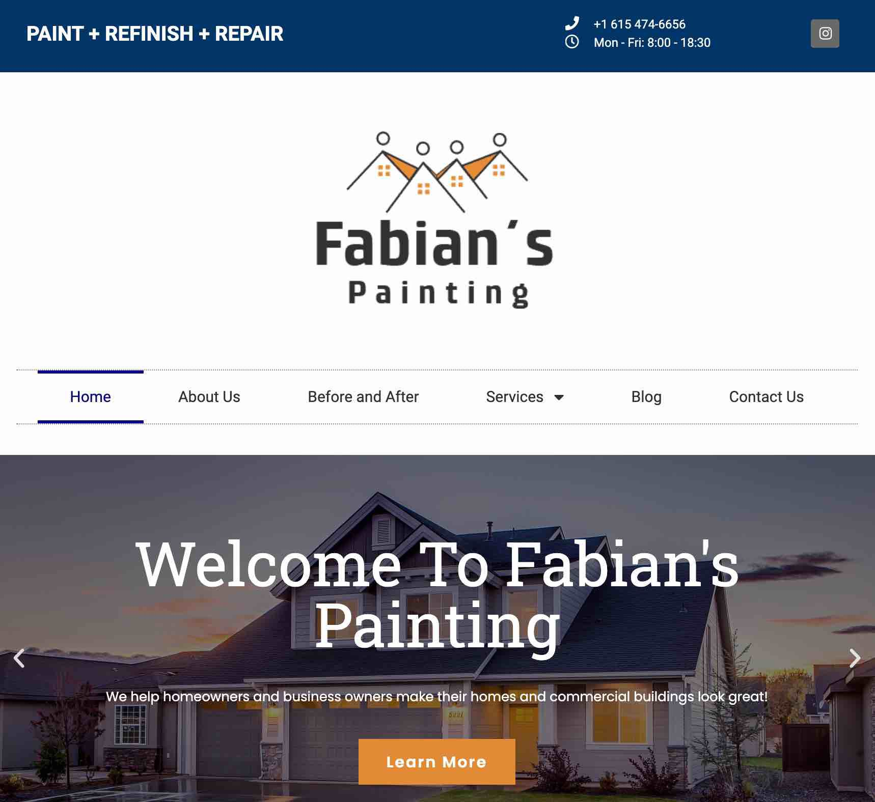 Fabian's Painting
