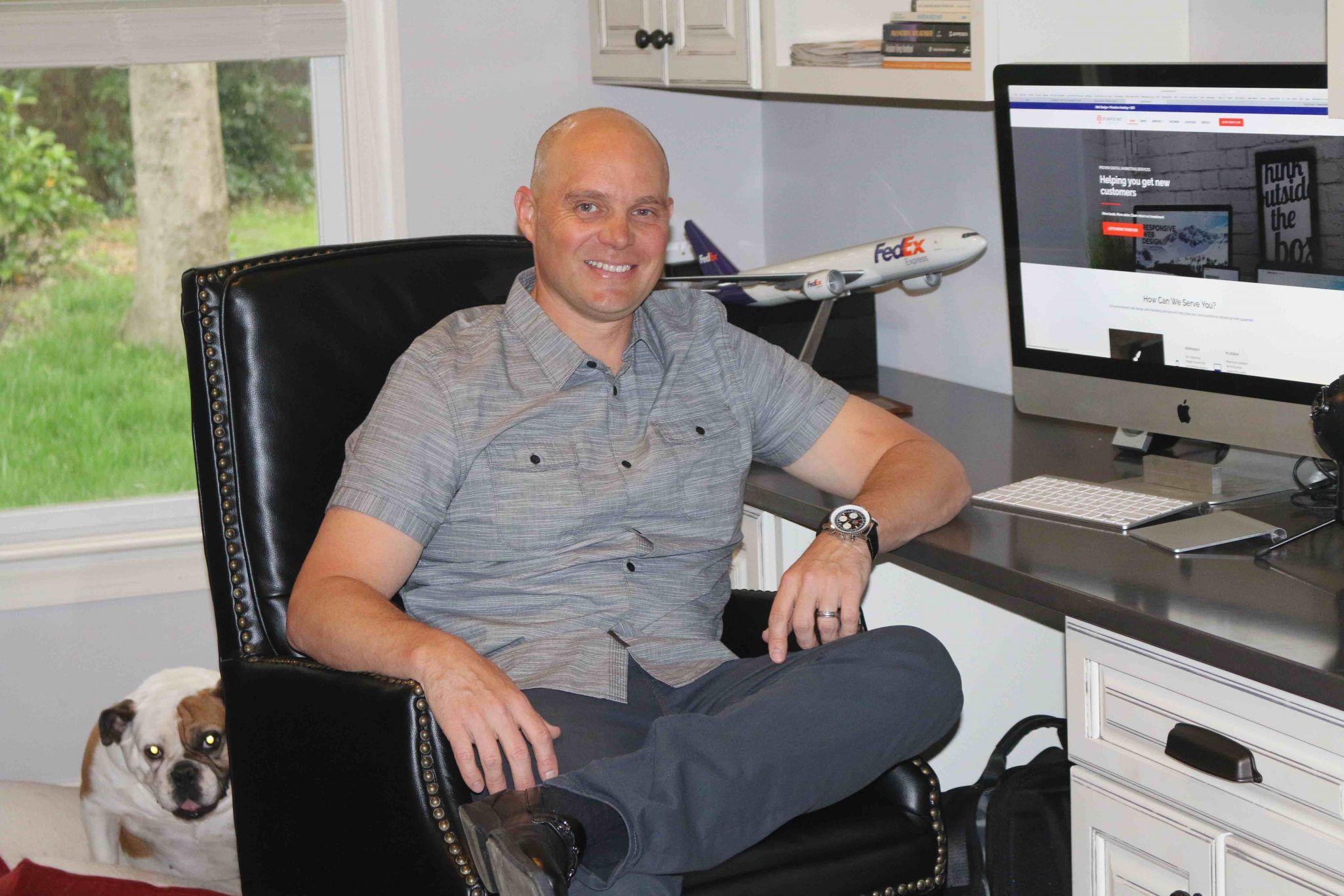 Digital Marketer Chris Loomis